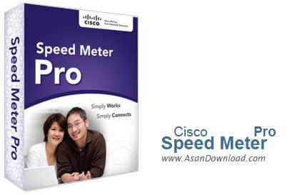 دانلود Cisco Speed Meter Pro v1.3.9052 - نرم افزار تست سرعت اینترنت