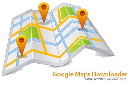 دانلود Google Maps Downloader v8.401 - نرم افزار دانلود نقشه گوگل