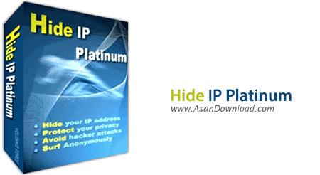 دانلود Hide IP Platinum v4.02 - نرم افزار گشت و گذار مخفيانه در اينترنت