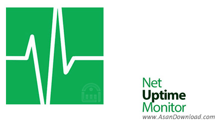 دانلود Net Uptime Monitor v1.9.1 - نرم افزار نظارت بر اتصال اینترنت