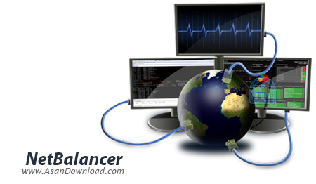 دانلود NetBalancer v9.1.1 - نرم افزار مدیریت پهنای باند
