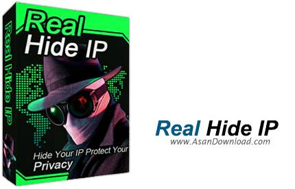 دانلود Real Hide IP v4.1.5.8 - نرم افزار مخفی سازی آی پی