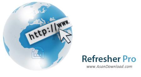 دانلود Refresher Pro v1.3.197 - نرم افزار Refresh خودکار صفحات وب