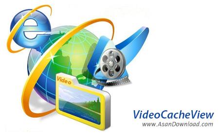 دانلود VideoCacheView v2.82 - نرم افزار ذخیره ویدئوهای آنلاین