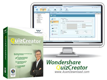 دانلود Wondershare QuizCreator v4.5.0.13 - نرم افزار ایجاد آزمون های آنلاین
