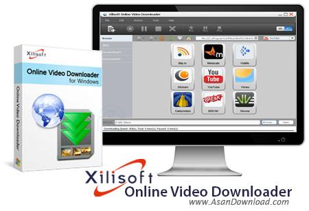 دانلود Xilisoft Online Video Downloader v3.3.3 - نرم افزار دریافت فیلم های آنلاین