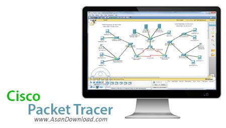 دانلود Cisco Packet Tracer v6.2 - نرم افزار شبیه سازی و پیکربندی