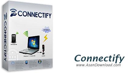 دانلود Connectify Dispatch-Hotspot Pro v8.0.0.30686 + Hotspot v2017.4.5.38776 - نرم افزار به اشتراک گذاشتن اینترنت لپ تاپ با دستگاه های اطراف