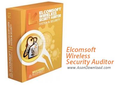 دانلود Elcomsoft Wireless Security Auditor v5.9.359 - نرم افزار امنیت در شبکه های بی سیم