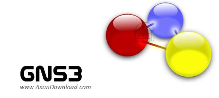 دانلود GNS3 v2.2.1 + Wireshark v3.0.6 - نرم افزار شبیه سازی شبکه های کامپیوتری