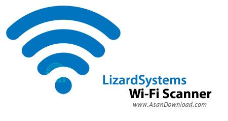 دانلود LizardSystems Wi-Fi Scanner v4.2.167 - نرم افزار جست و جو شبکه بی سیم