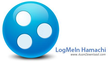 دانلود LogMeIn Hamachi v2.2.0.607 - نرم افزار ساخت شبکه های مجازی خصوصی