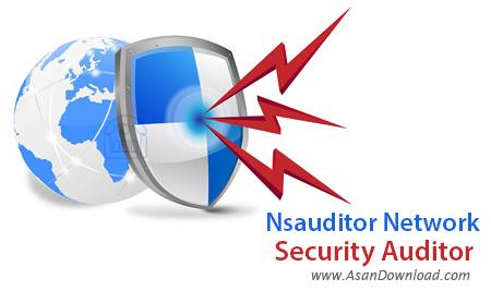 دانلود Nsauditor Network Security Auditor v2.9.2.0 - نرم افزار تامین امنیت شبکه