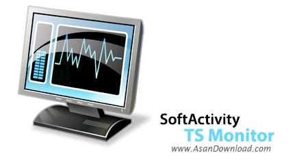 دانلود SoftActivity TS Monitor v5.5 - نرم افزار مانیتورینگ شبکه