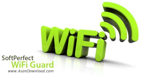 دانلود SoftPerfect WiFi Guard v2.1.1 - نرم افزار مدیریت شبکه بی سیم