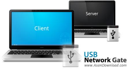 دانلود USB Network Gate v8.0.1828 - نرم افزار دسترسی به دستگاه های یو اس بی از طریق شبکه
