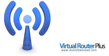 دانلود Virtual Router Plus v3.3.0 - نرم افزار اشتراک گذاری اینترنت به صورت WiFi