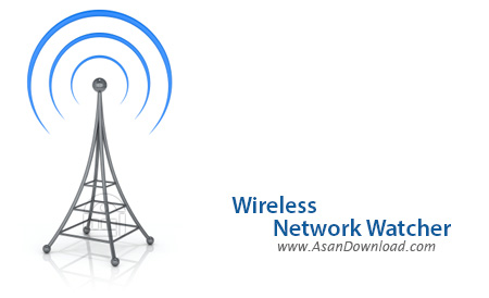دانلود Wireless Network Watcher v2.18 - نرم افزار نمایش اتصالات شبکه بی سیم