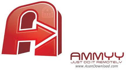 دانلود Ammyy Admin Premium + Corporate v3.5 - نرم افزار کنترل از راه دور سیستم