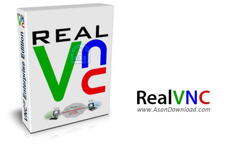 دانلود RealVNC Enterprise v6.6.0 - نرم افزار کنترل از راه دور سیستم