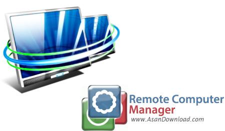 دانلود Remote Computer Manager v5.0.1 - نرم افزار مدیریت از راه دور کامپیوترهای شبکه