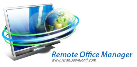 دانلود Remote Office Manager v4.1.2 - نرم افزار برقراری ارتباط از راه دور