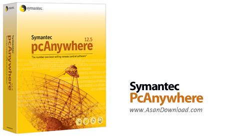 دانلود Symantec PCAnywhere v12.5.5.1086 - نرم افزار کنترل از راه دور سیستم ها