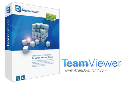 دانلود TeamViewer v12.0.82216 Corporate + Free - نرم افزار کنترل از راه دور سیستم
