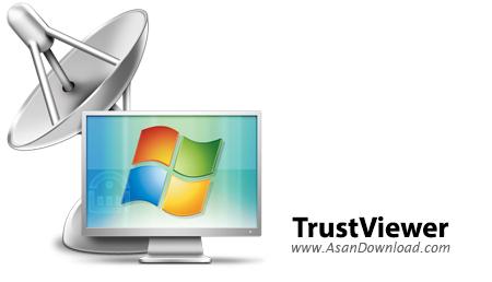 دانلود TrustViewer v1.7.13 Build 2069 - نرم افزار کنترل سیستم از راه دور
