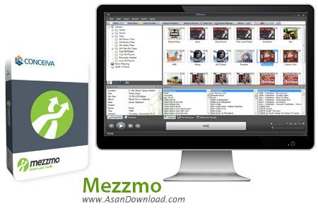 دانلود Mezzmo v4.0.6.0 - نرم افزار تبدیل سیستم به یک سرور چندرسانه ای