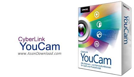 دانلود CyberLink YouCam Deluxe v7.0.1904.0 - نرم افزار مديريت و ضبط تصاوير وب كم