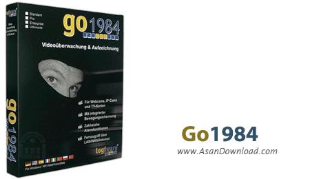 دانلود Go1984 Ultimate v5.8.0.2 - نرم افزار مدیریت دوربین مداربسته