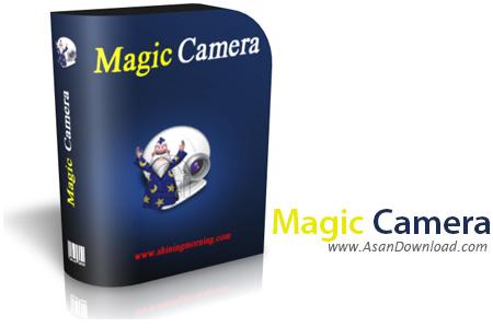 دانلود Magic Camera v8.8.2 - نرم افزار مدیریت تصاویر وب کم