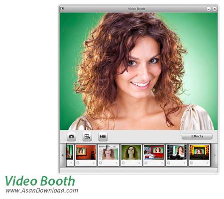 دانلود Video Booth Pro v2.6.3.8 - نرم افزار افکت گذاری روی وبکم