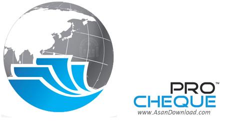 دانلود ChequePRO v8.0.0 - نرم افزار نوشتن و چاپ انواع چک های بانکی