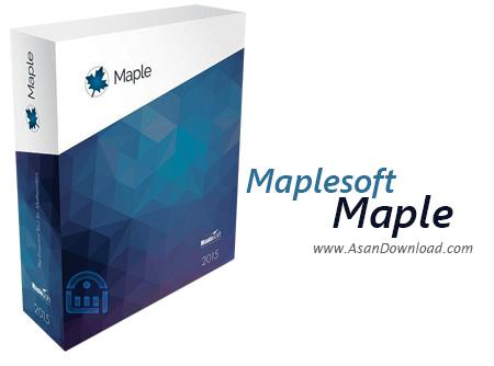 دانلود Maplesoft Maple 2015.1a - نرم افزار محاسبات ریاضی