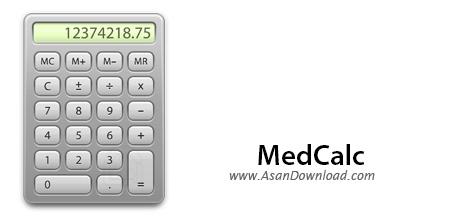 دانلود MedCalc v19.1 - نرم افزار محاسبات آماری در علوم طبیعی