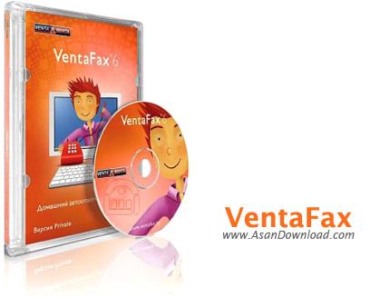 دانلود VentaFax Business 6.8.161.401 - نرم افزار دریافت و ارسال فکس رنگی به همراه منشی تلفنی