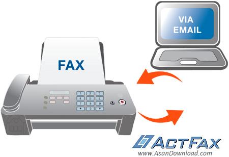 دانلود ActiveFax Server v6.80 Build 0301 - نرم افزار ارسال و دریافت فکس از طریق ایمیل