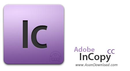 دانلود Adobe InCopy CC 9.0 Final - نرم افزاری کمکی برای نشر و انتشار رومیزی