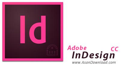 دانلود Adobe InDesign CC 2017 v12.1.0 - نرم افزار نشر و صفحه آرایی ادوبی