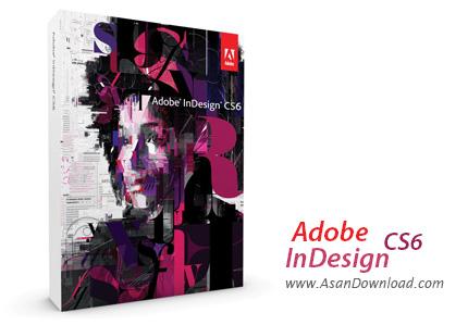 دانلود Adobe InDesign CS6 v8.0 - نرم افزار نشر و صفحه آرایی