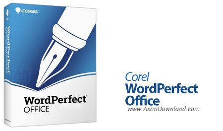 دانلود Corel WordPerfect Office X9 Standard v19.0.0.325 - نرم افزار آفیس کورل