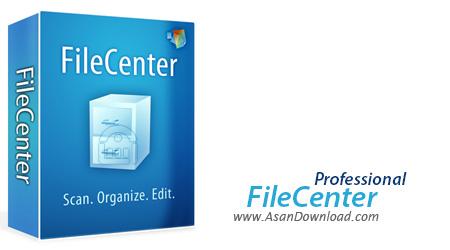 دانلود FileCenter Professional v8.0.0.32 - نرم افزار مدیریت اسناد اداری