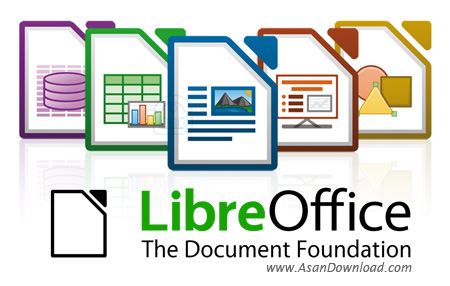 دانلود LibreOffice v6.1.2 - نرم افزار آفیس رایگان