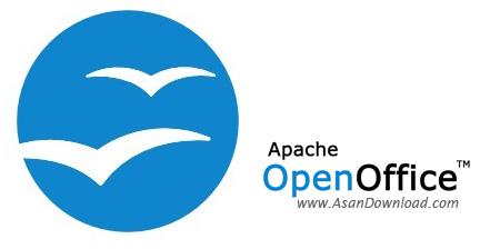 دانلود OpenOffice v4.1.1 x86 - نرم افزار آفیس رایگان