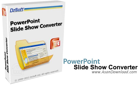 دانلود PowerPoint Slide Show Converter v3.2.3.0 - نرم افزار تبدیل اسلایدهای نمایشی پاور پوینت