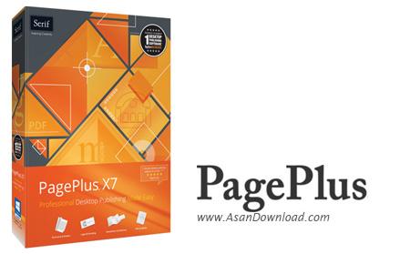 دانلود Serif PagePlus X7 v17.0.0.21 - نرم افزار نشر و چاپ دیجیتالی