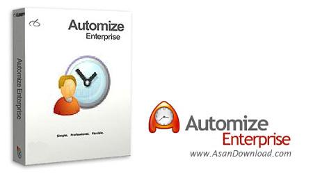 دانلود Automize v8.37 - نرم افزار زمانبندی عملکردها در ویندوز