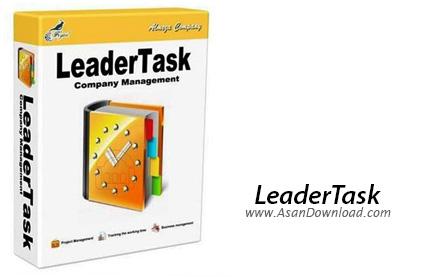 دانلود LeaderTask v12.5 - نرم افزار مدیریت کارهای روزانه